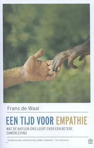 Een tijd voor empathie - Frans de Waal (ISBN 9789046705223)