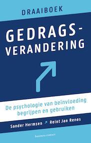 Draaiboek gedragsverandering - Sander Hermsen, Reint Jan Renes (ISBN 9789047009610)