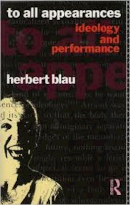 To All Appearances - Herbert Blau (ISBN 9780415013659)