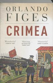 Crimea - Orlando Figes (ISBN 9780141013503)