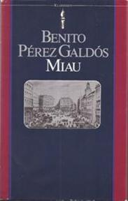 Miau - Benito Pérez Galdós (ISBN 9027491240)