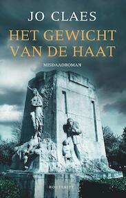 Het gewicht van de haat - Jo Claes (ISBN 9789089245977)