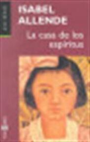 La casa de los espíritus - Isabel Allende (ISBN 9788401423024)