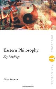 Eastern Philosophy - Oliver Leaman (ISBN 9780415173582)
