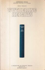 "Emily Brontë: ""Wuthering Heights"" - Miriam Allott (ISBN 9780333068304)"