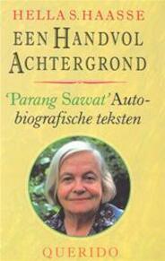 Een handvol achtergrond - Hella Haasse (ISBN 9789021465289)