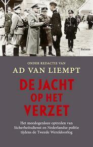 De jacht op het verzet - Ad van Liempt (ISBN 9789460036170)