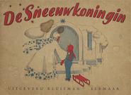 De sneeuwkoningin - Angenita C. Klooster