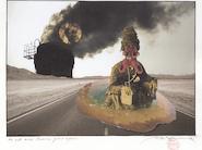 Patrick Conrad - 'We will make America great again' - Originele collage - CONRAD, Patrick