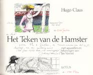 Het teken van de hamster [Luxe-editie] - Hugo Claus, Jan [Ill.] Vanriet