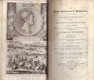 The second usurpation of Buonaparte; or a history of the causes, progress and termination of the revolution in France in 1815 - Edmund Boyce