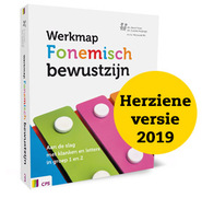 Werkmap Fonemisch bewustzijn - Mariët Förrer, Susanne Huijbregts, Monica de Wit (ISBN 9789065081636)