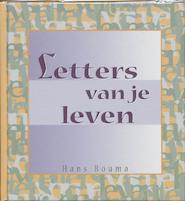 Letters van je leven - Hans Bouma (ISBN 9789043505369)