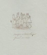 Monumens de la vie privée des douze césars - Hugues d' Hancarville