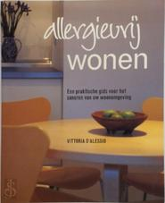 Allergievrij wonen - Vittoria D'alessio, Anneliet Bannier, Willemien Werkman (ISBN 9789061139638)