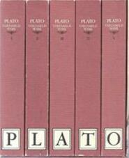 Verzameld werk / 5 dln - Plato (ISBN 9789026304248)