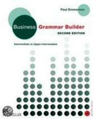 Business Grammar Builder - Paul Emmerson (ISBN 9780230732544)