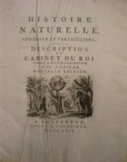 Histoire Naturelle, Générale et Particuliere, avec la Description du Cabinet du Roi - Tome Onzieme & Douzieme - Mrs. de Buffon, Baubenton