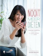 Nooit meer diëten - Sandra Bekkari (ISBN 9789089315120)