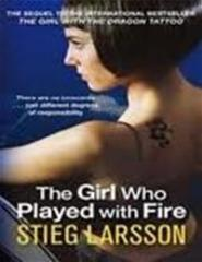 The Girl Who Played with Fire - Stieg Larsson (ISBN 9781906694159)
