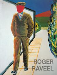 Voor de poort van Raveel. In: Roger Raveel - Hugo Claus