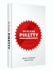 De kleine Piketty - Wouter van Bergen, Martin Visser (ISBN 9789047008057)