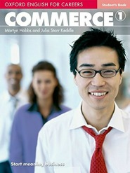 Commerce - Martyn Hobbs, Julia Starr Keddle (ISBN 9780194569750)