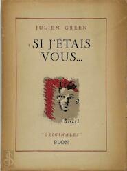 Si J'Etais Vous - Julien Green