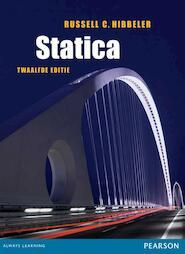 Statica + XTRA toegangscode - Russell Hibbeler, Russell C. Hibbeler (ISBN 9789043095082)