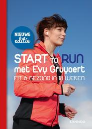 Start to run met Evy Gruyaert - Evy Gruyaert (ISBN 9789401409735)