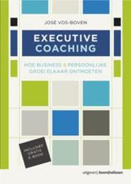 Executive coaching - Jose Vos - Boven (ISBN 9789024402472)
