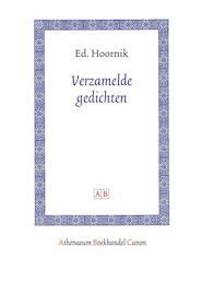 Verzamelde gedichten - Ed Hoornik (ISBN 9789053568989)