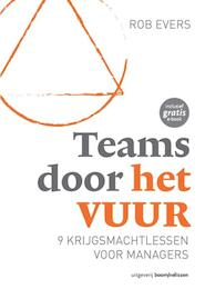 Teams door het vuur + Gratis ebook - Rob Evers (ISBN 9789024400966)
