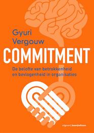 Commitment - Gyuri Vergouw (ISBN 9789024402359)