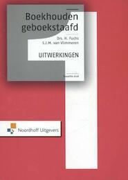 Boekhouden geboekstaafd 1 - H. Fuchs, S.J.M. van Vlimmeren (ISBN 9789001820718)