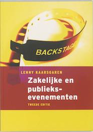 Zakelijke en publieksevenementen - Lenny Kaarsgaren (ISBN 9789043012690)