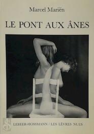 Le Pont aux ânes - Marcel Mariën