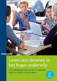 Leren (en) doceren in het hoger onderwijs - Ton Kallenberg, Linda van der Grijspaarde, Astrid ter Braak, Gerard Baars (ISBN 9789462364172)