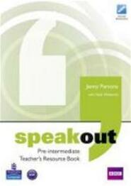 Speakout Pre-intermediate Teacher's Book - Jenny Parsons (ISBN 9781408216804)