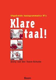 Klare Taal! + CD-ROM - Jenny van der Toorn-Schutte (ISBN 9789085062585)