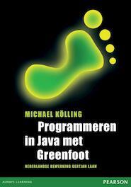 Programmeren in Java met Greenfoot - Michael Kolling, Michael Kölling (ISBN 9789043018791)
