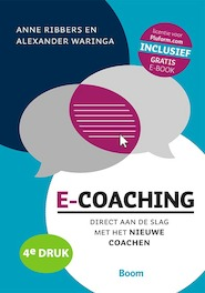 E coaching - Anne Ribbers, Alexander Waringa (ISBN 9789024401567)