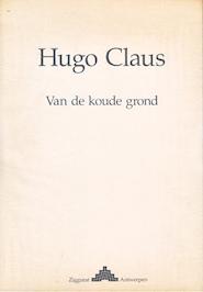 Van de koude grond - Hugo Claus