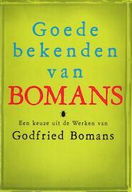 Goede bekenden van Godfried Bomans - Godfried Bomans (ISBN 9789460928383)