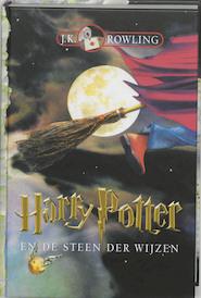 Harry Potter en de Steen der Wijzen - J.K. Rowling (ISBN 9789076174105)