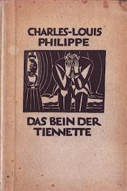 Das Bein der Tiennette - Charles-Louis Philippe