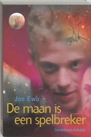 De maan is een spelbreker - J. Ewo (ISBN 9789059080300)