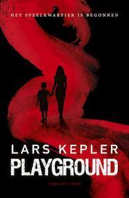 Playground - Lars Kepler (ISBN 9789023497431)