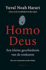 Homo Deus - Yuval Noah Harari (ISBN 9789400407237)