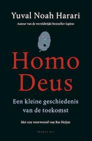 Homo Deus - Yuval Noah Harari (ISBN 9789400404540)